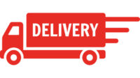 We offer delivery services to our clients to purchase any of our products